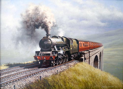 5. 'Jubilee at Ribblehead'