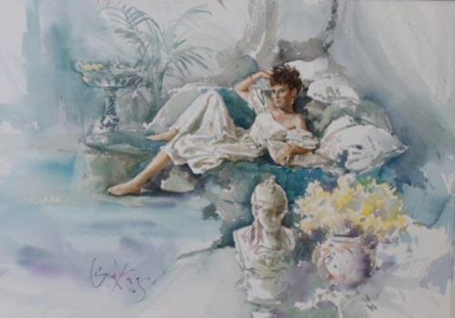 Original Paintings By Gordon King Artist