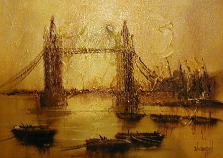 JB011 - Tower Bridge - by John Bampfield